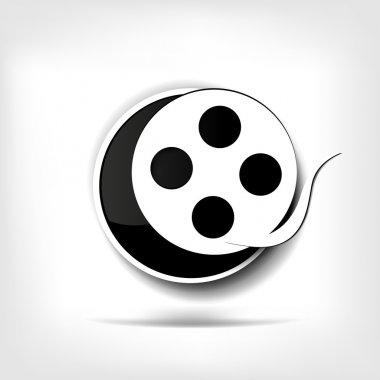 Video web icon