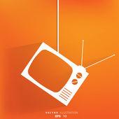 Photo Retro tv icon