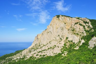 Mountain of Crimea