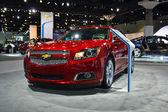 Chevrolet malibu - la auto show 11-30-2012 - výstaviště - los angeles