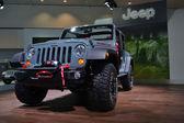 Jeep rubicon - la auto show 11-30-2012 - kongresové centrum - los angeles