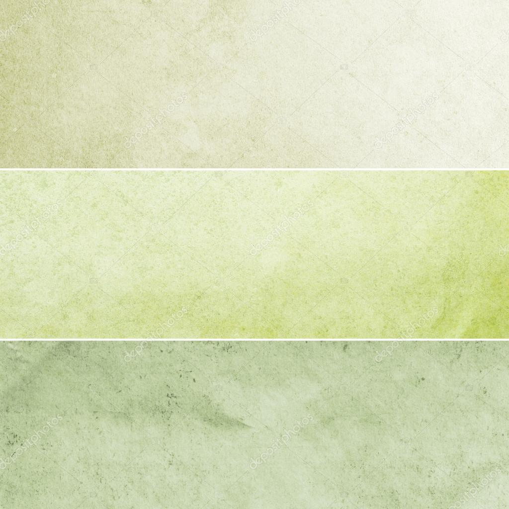 Collection Of Light Green And Yellow Abstract Vintage Backgrounds Various Textures Photo By Newt969