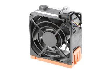 Cooling Fan in Black Bracket