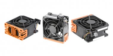 Hot-Swap Cooling Fans