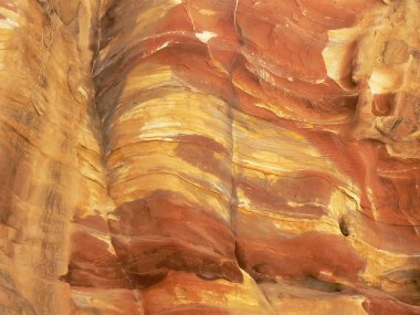 Rock Formation Surface