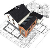 ház modell