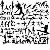 Fotografia yoga pone