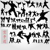 Fényképek Karate jelent csoportja