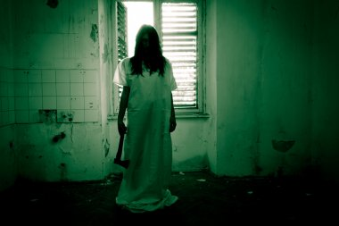 Horror Woman