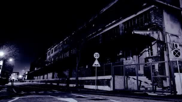 Abandoned Horror Building