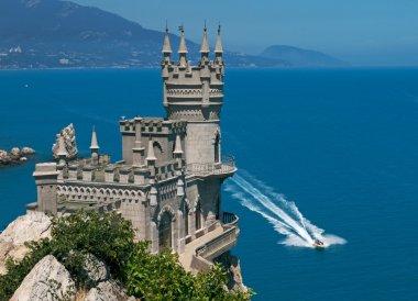 Castle near the sea