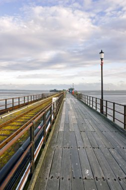 Southend-on-Sea Pier, Essex, England