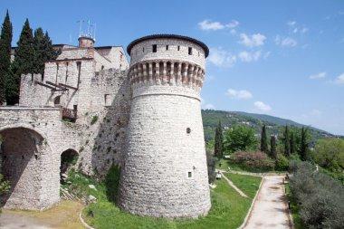 Brescia Castle, Italy