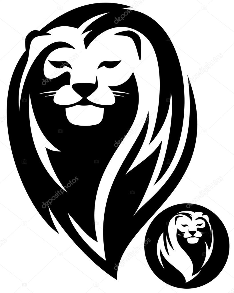Áˆ Outline Lion Stock Drawings Royalty Free Lion Outline Pictures Download On Depositphotos 604x509 lion outline drawing for print. https depositphotos com 24939797 stock illustration lion head html