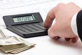 Tax refund calculation