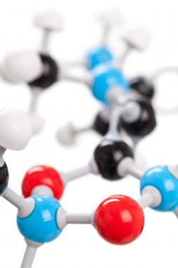 Chemistry molecule model