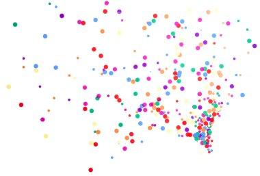 round confetti