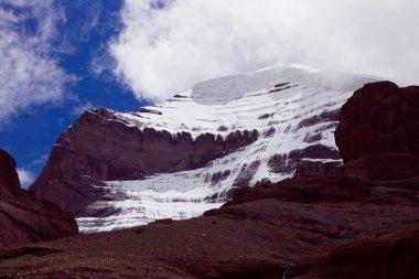 Mount Kailash western slope