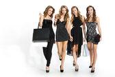 Fotografie Frauen in einer Boutique einkaufen