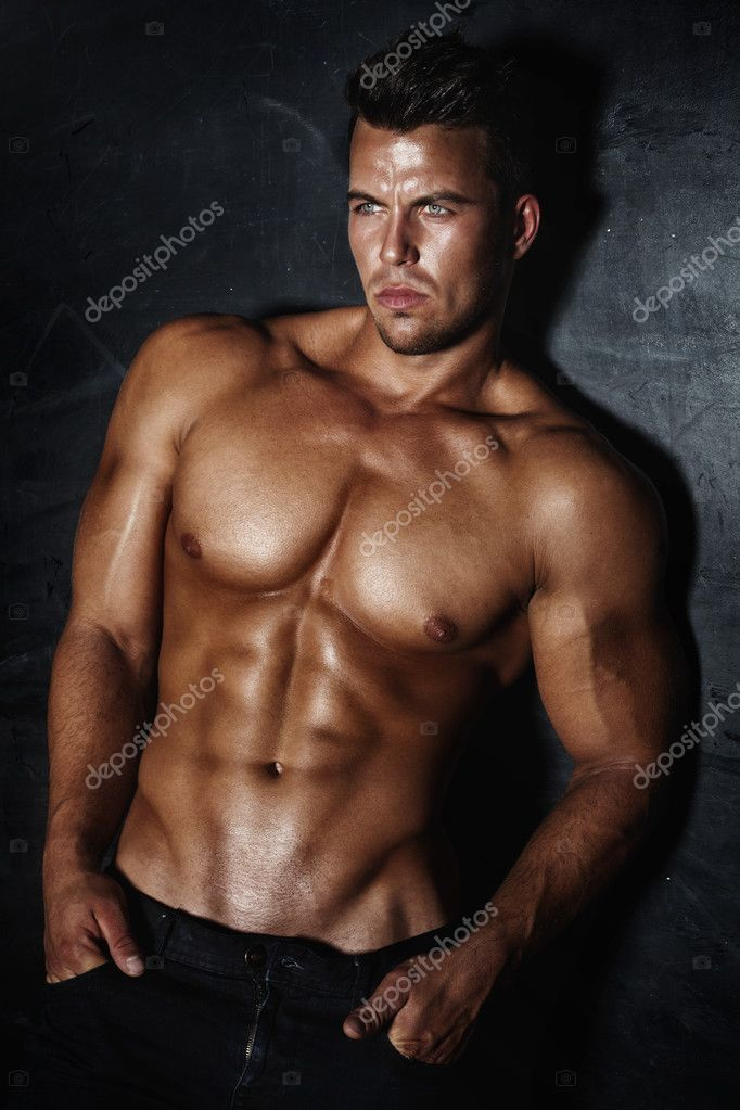 Guys hot muscle Muscle Hunk