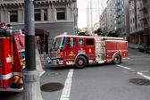 závodní hasičská stříkačka
