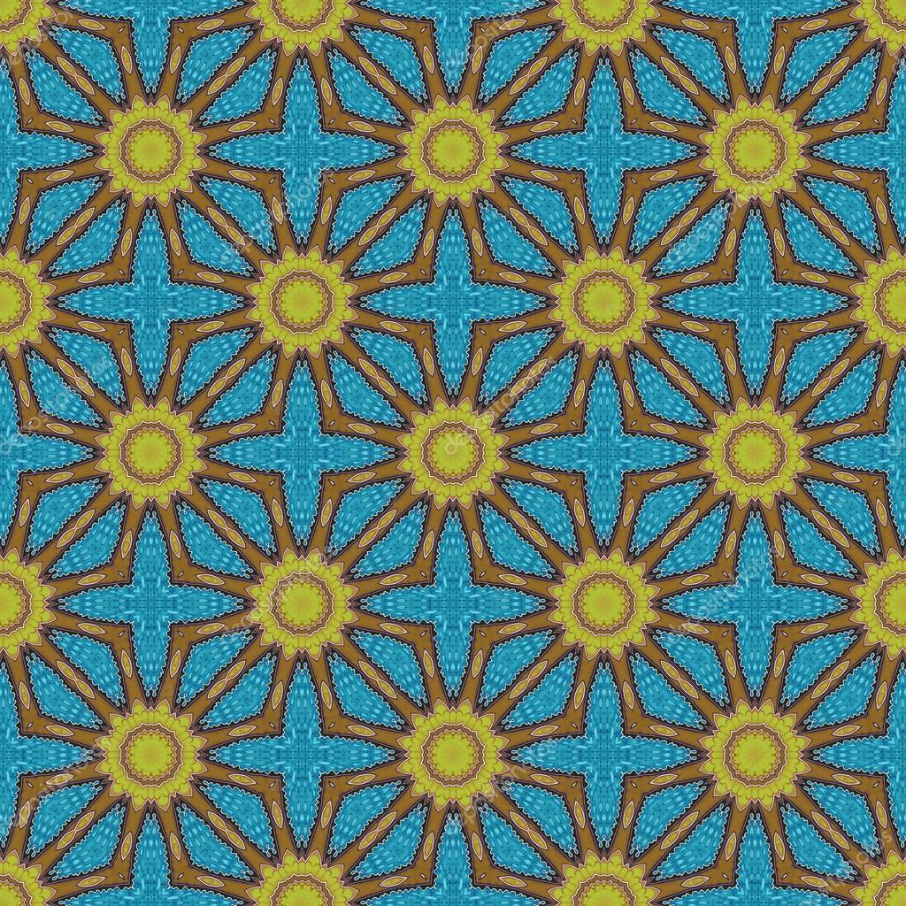 batik muster und computerbearbeitung stockfoto - Batiken Muster