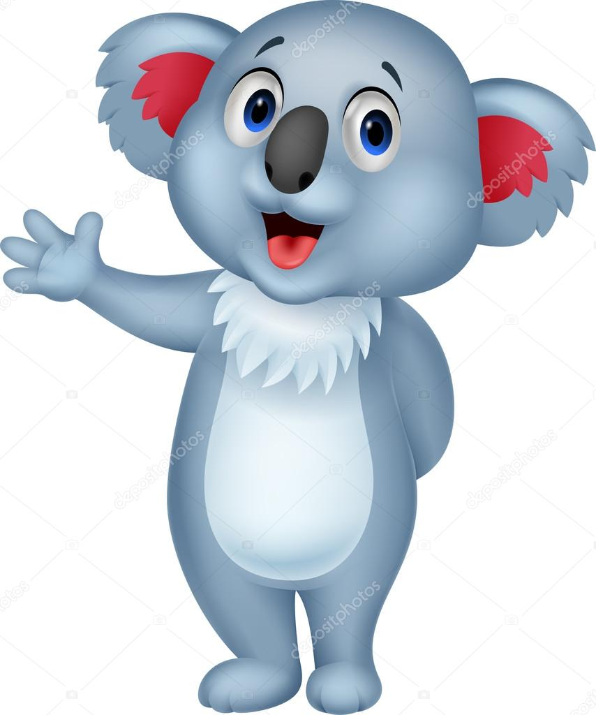 Cn fm donna bello cartone animato koala strass alloy