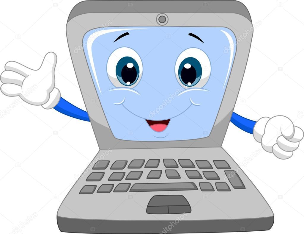 Image result for imagen de ordenador animados sin fondo