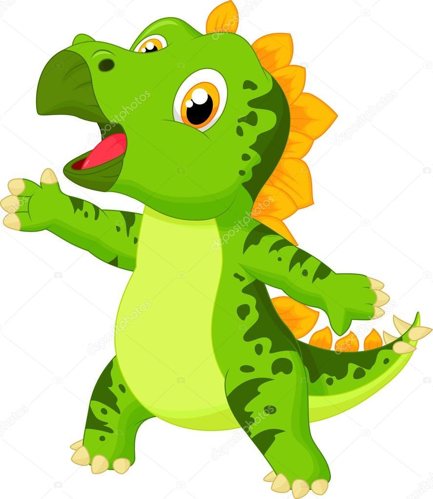 desenhos animados de estegossauro beb u00ea fofo vetores de cute baby dinosaur clipart cute baby dinosaur clipart