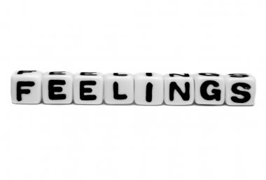 Feelings text message