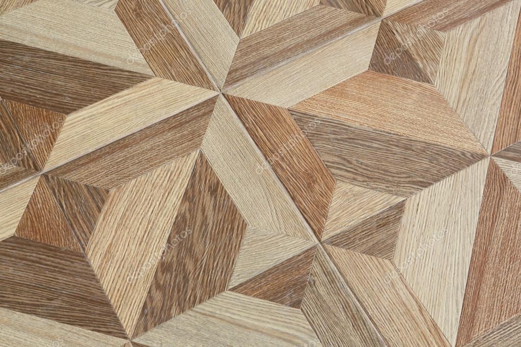 Wood grain pattern floor tiles