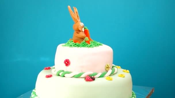 Childrens birthday cake