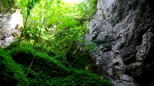 Silicka ladnica - cave,  near Roznava, Slovakia