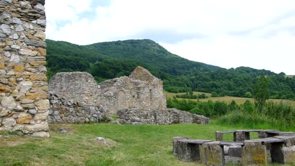 The ruins of the church - Hussite Church