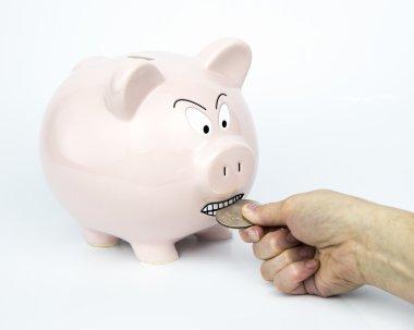 Angry Piggybank