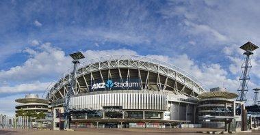 ANZ Stadium at Sydney Olympic Park