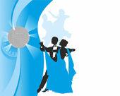 Táncoló pár