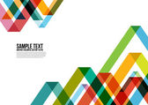 Abstract Colorful Triangle Pattern. Background , Cover , Layout , Magazine, Brochure , Poster , Website , Namecard , etc.