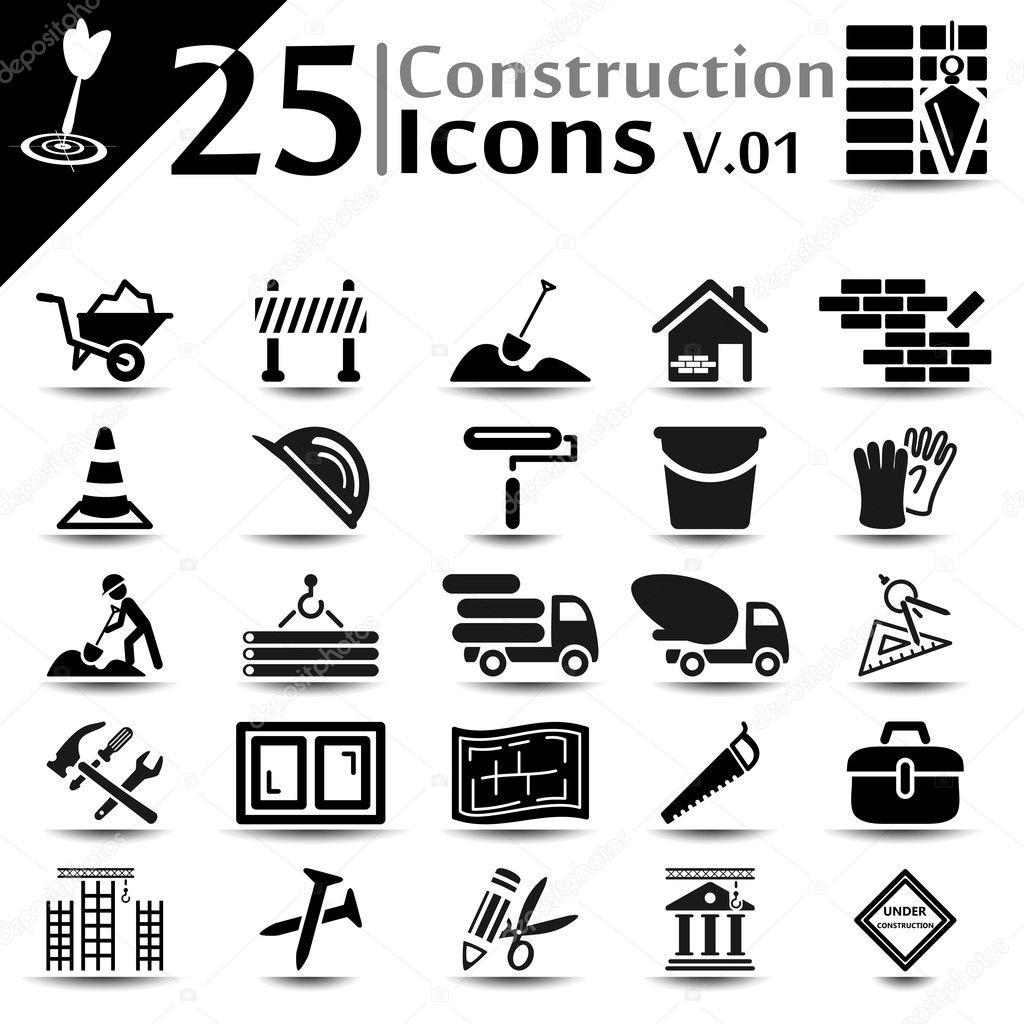 Construction Icons v.01