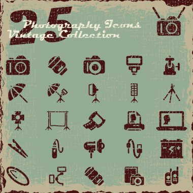 Photography Icons v.01