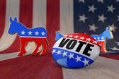 Photo Vote Democrat