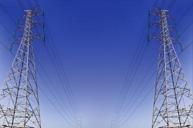 High Voltage Posts