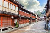Keisha vesnice na kanazawa