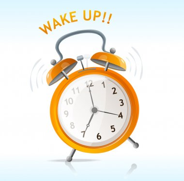 Vector wake up message