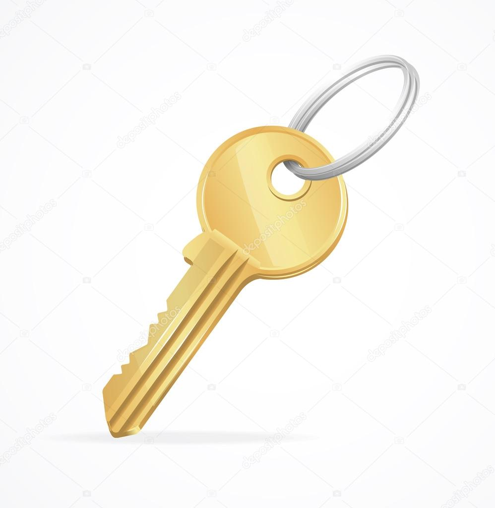 Vector Key Illustration: Stock Vector © Mouse_md #25577295