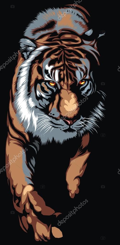 big tiger