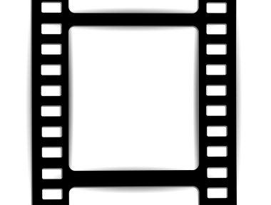 Film stock vector