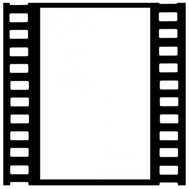 Movies, movie, cinema, film stock vector