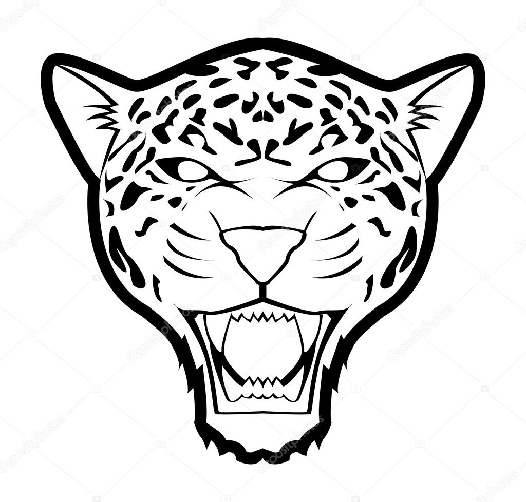 Vector Illustration Of Jaguar Vector Image By C Indomercy2012 Vector Stock 35271167