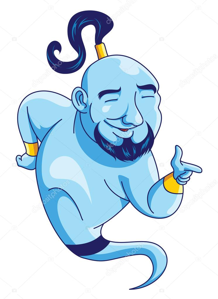 Image result for blue genie